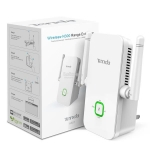 Tenda A301 300Mbps Wireless N Wall Plugged Range Extender