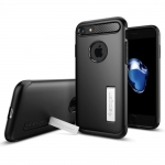 ETUI SPIGEN SLIM ARMOR IPHONE 7/8 BLACK