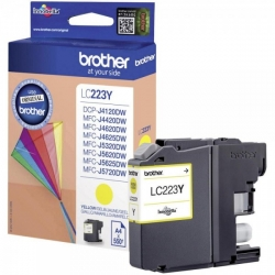 ATRAMENT BROTHER LC223Y Yellow 550 str.