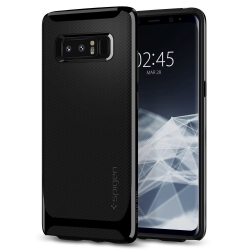 ETUI SPIGEN NEO HYBRID GALAXY NOTE 8 SHINY BLACK