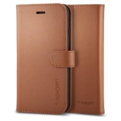 ETUI SPIGEN WALLET S IPHONE 7/8 BROWN