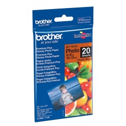 Papier Brother 20 sheets glossy 6''x4''
